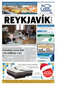 Reykjavík vikublað - 29. nóvember - 44 tölublað - 5. árgangur