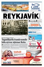 Reykjavík vikublað - 24. janúar 2015