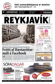 14. tbl. 6. árgangur 18. apríl 2015